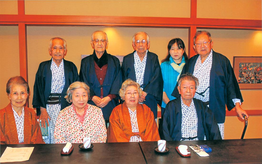 いづみ会(昭和23年卒・53期)/クラス会開催
