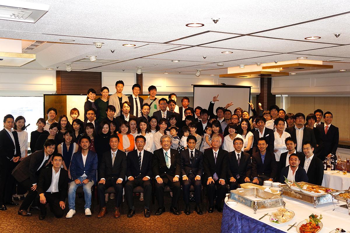111期会(平成18年卒・111期)/クラス会開催