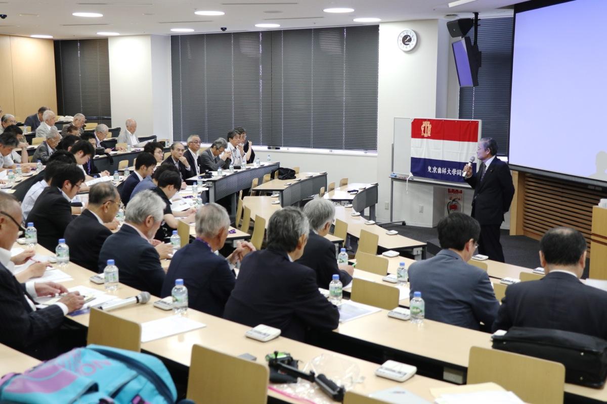 平成29年度 学年代表者会開催(平成29年7月30日)