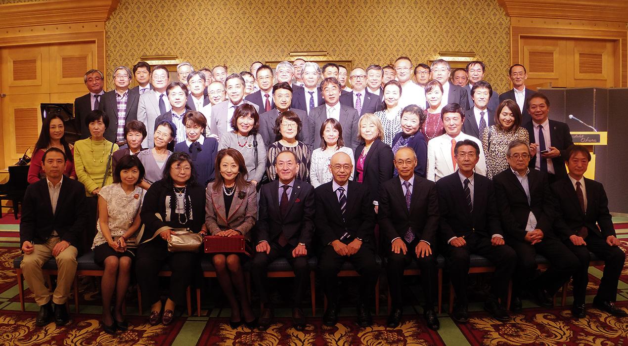 黎明会(昭和57年卒・87期)/35周年記念大会