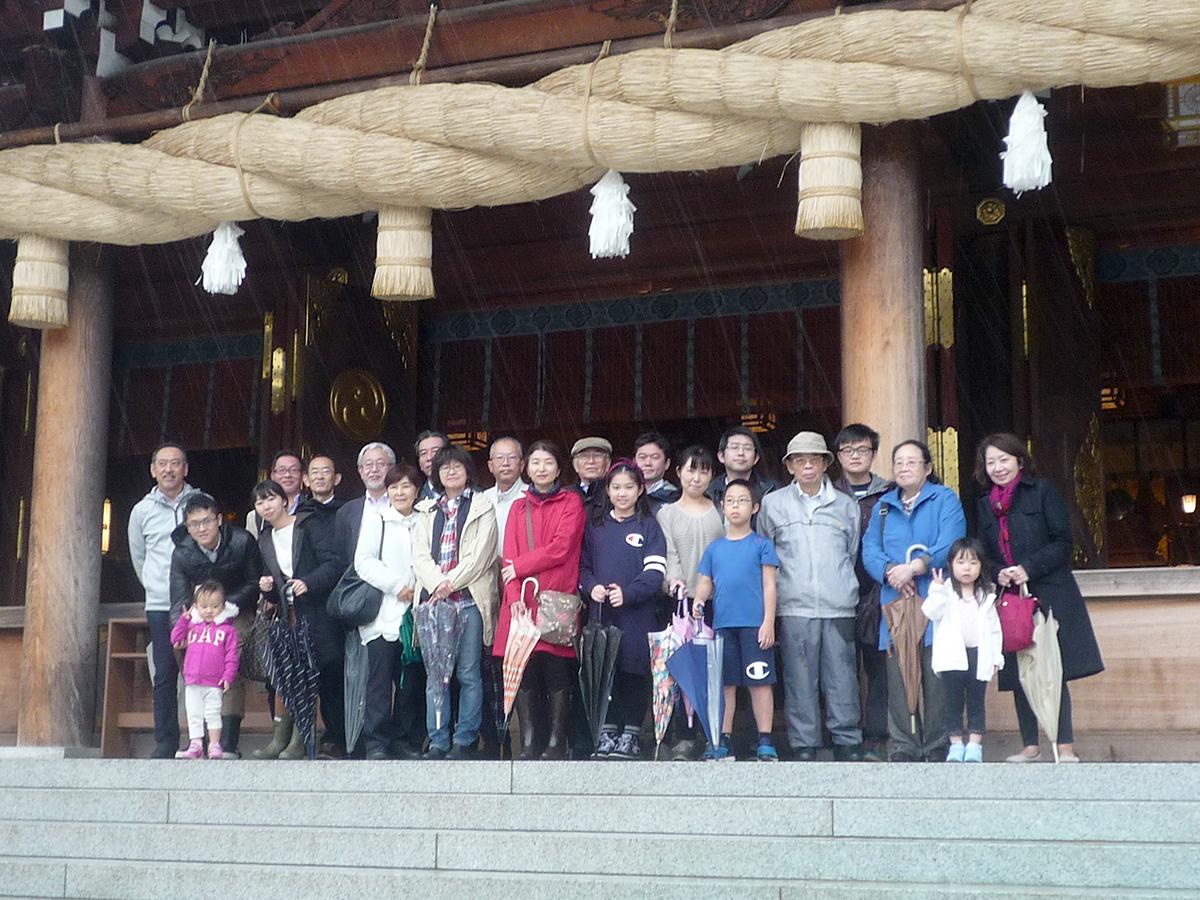 川崎支部/平成29年度 川崎水橋会会員家族懇親会