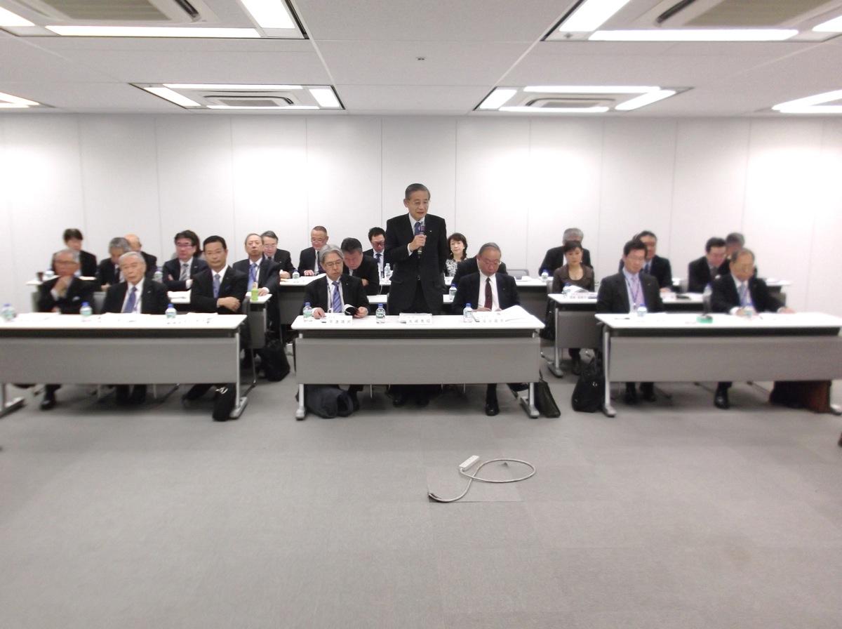 平成29年度 東京歯科大学同窓会都道府県代表者会・評議員会 開催(平成29年11月19日)《写真ギャラリー》