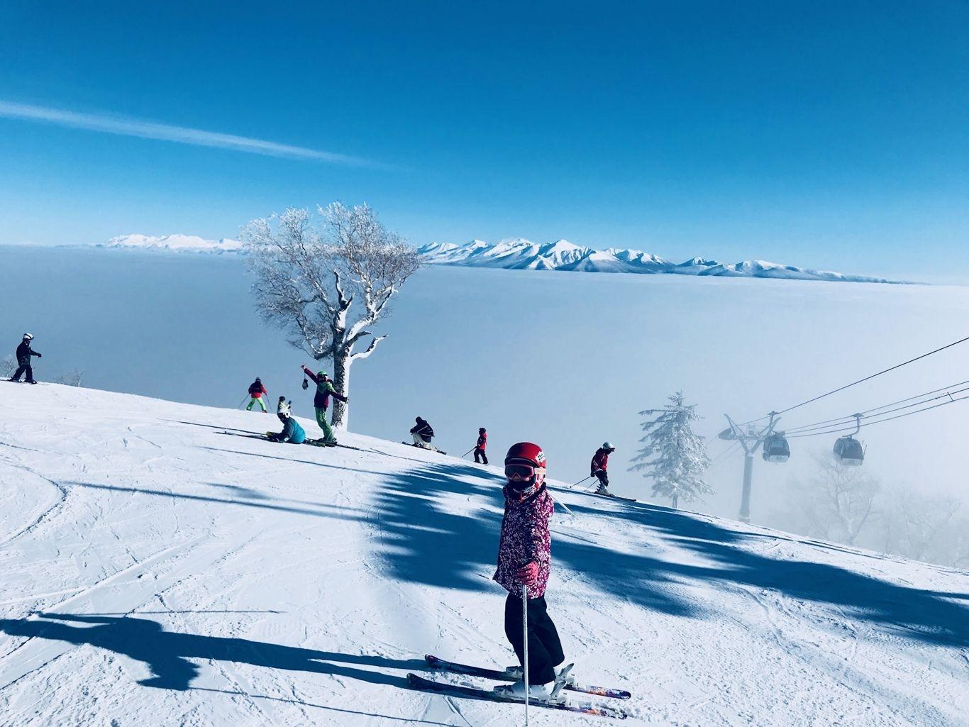 (2018/01/05〜)「スキー場の雲海」
