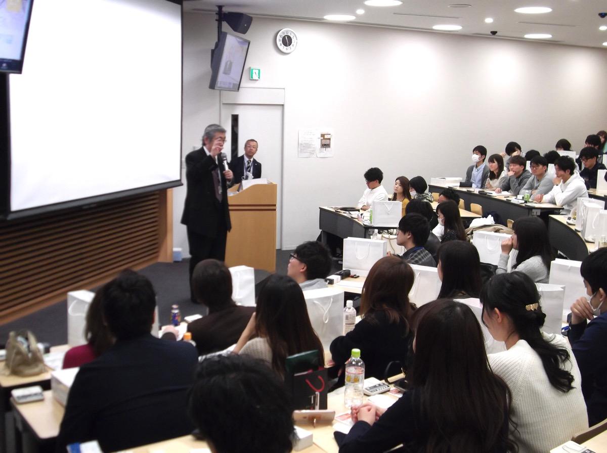 「同窓会オリエンテーション」開催(2018年3月14・15・16・19日)