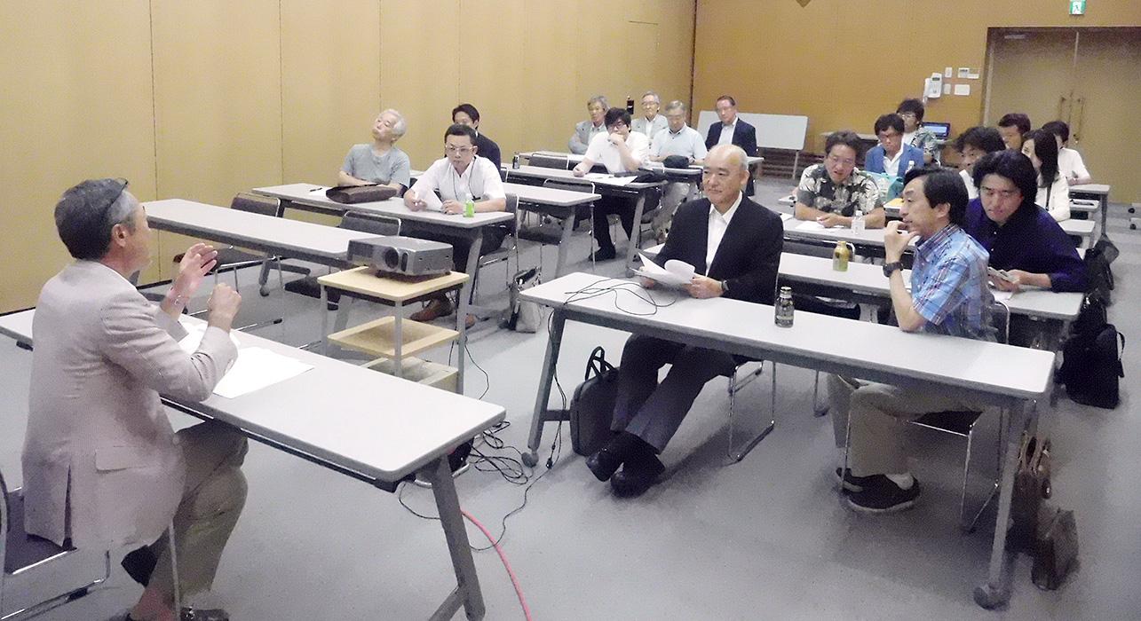 青森県支部/社保勉強会&ビアパーティー