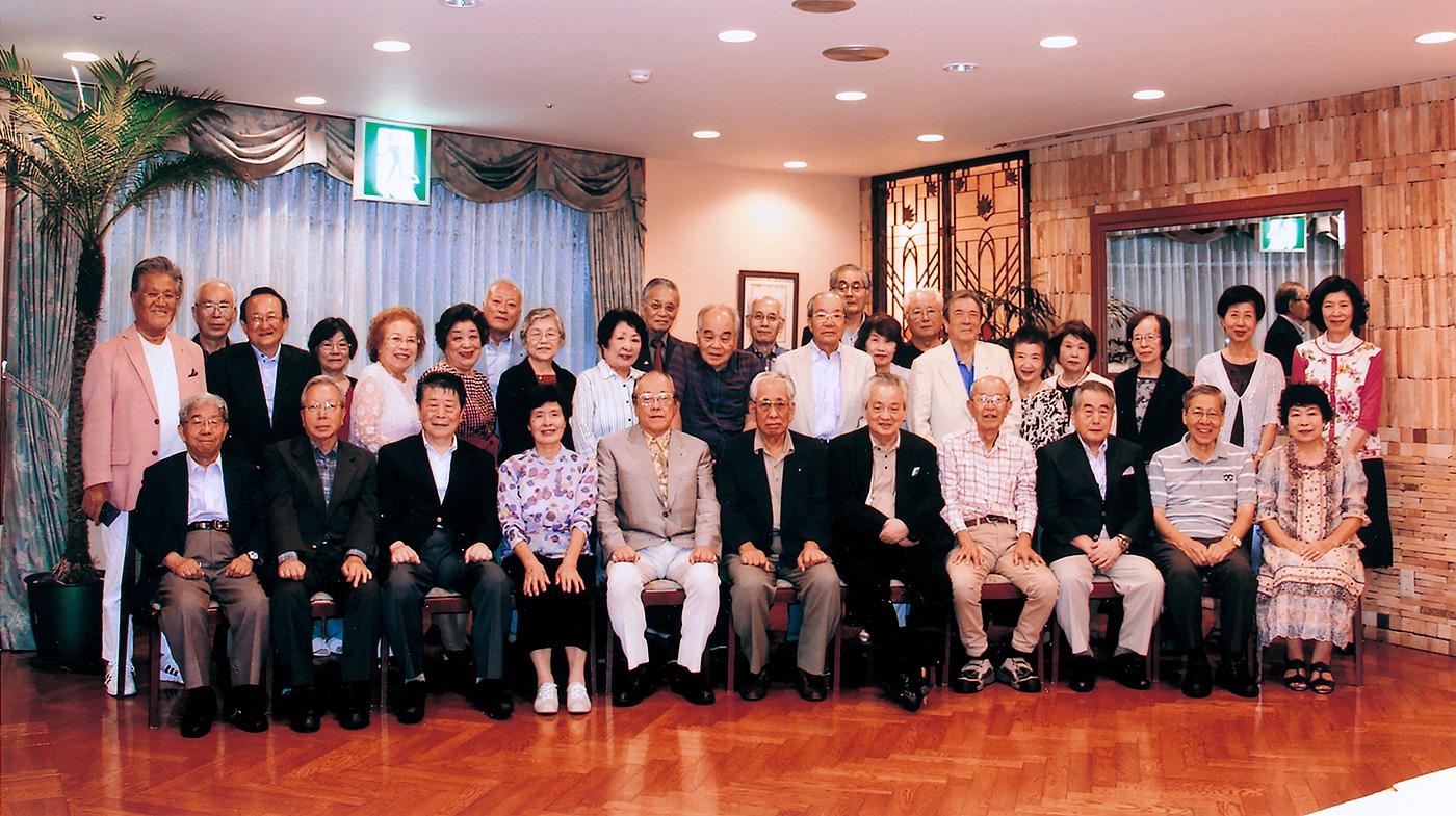 踏志会(昭和41年卒・71期)/クラス会開催