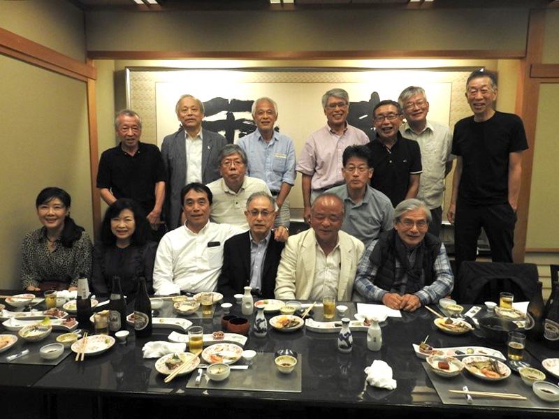 正和会(昭和51年卒・81期)/クラス会開催