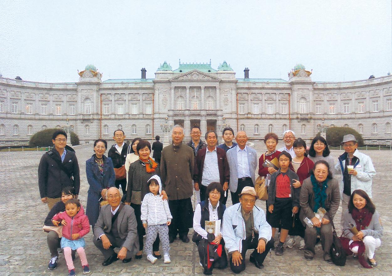 川崎支部/平成30年度 川崎水橋会 会員家族懇親会