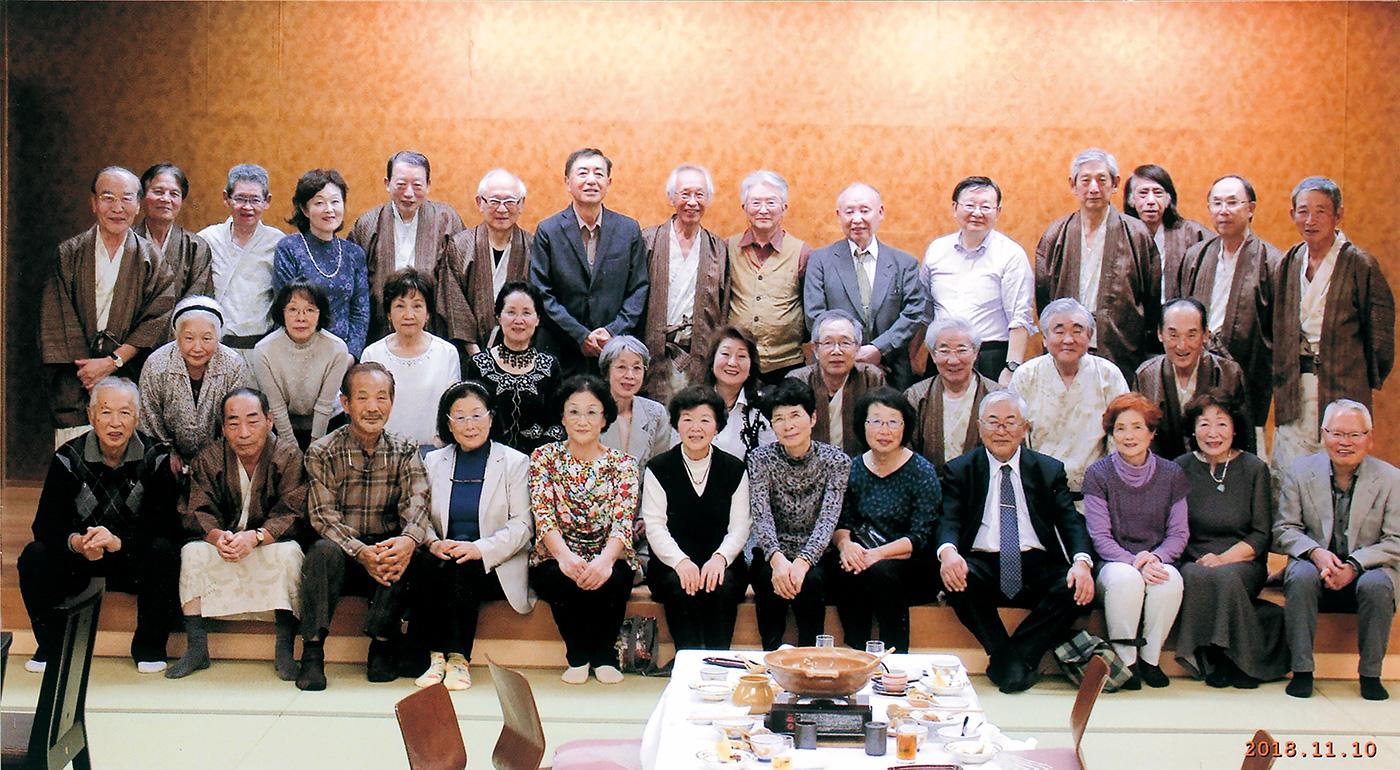 志学会(昭和42年卒・72期)/クラス会開催