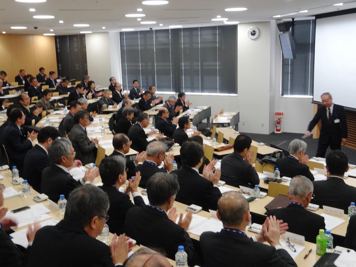 平成30年度 東京歯科大学同窓会都道府県代表者会・評議員会 開催(平成30年11月18日)《写真ギャラリー》