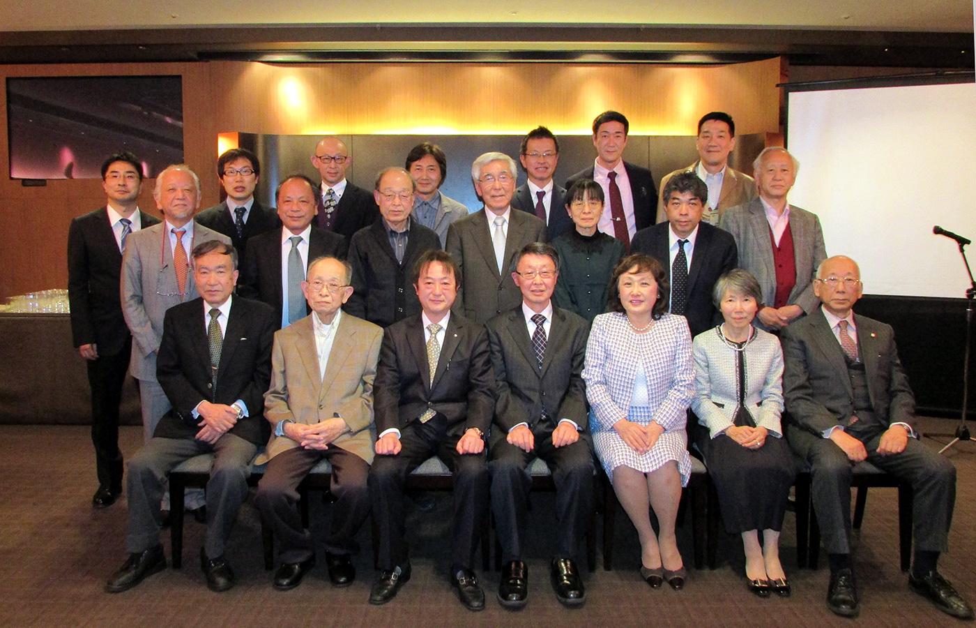 横浜西部支部/平成31年度 春の総会