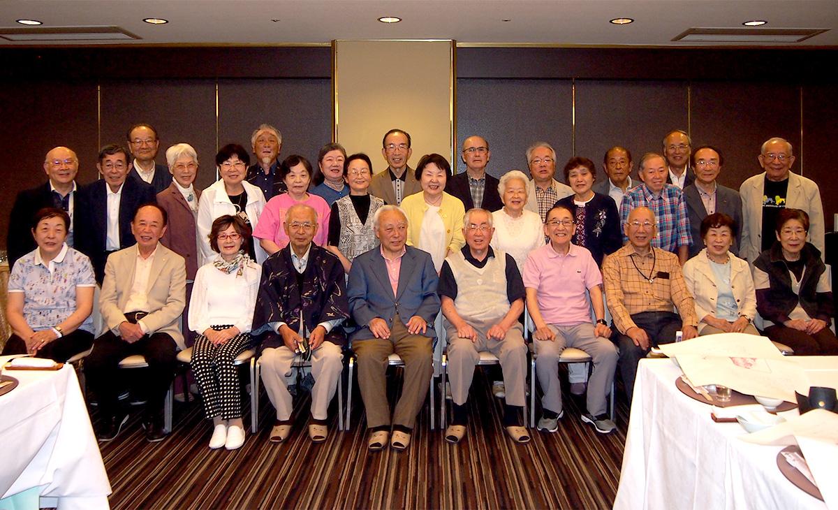 十二期会(昭和39年卒・69期)/第54回 十二期会 総会・旅行