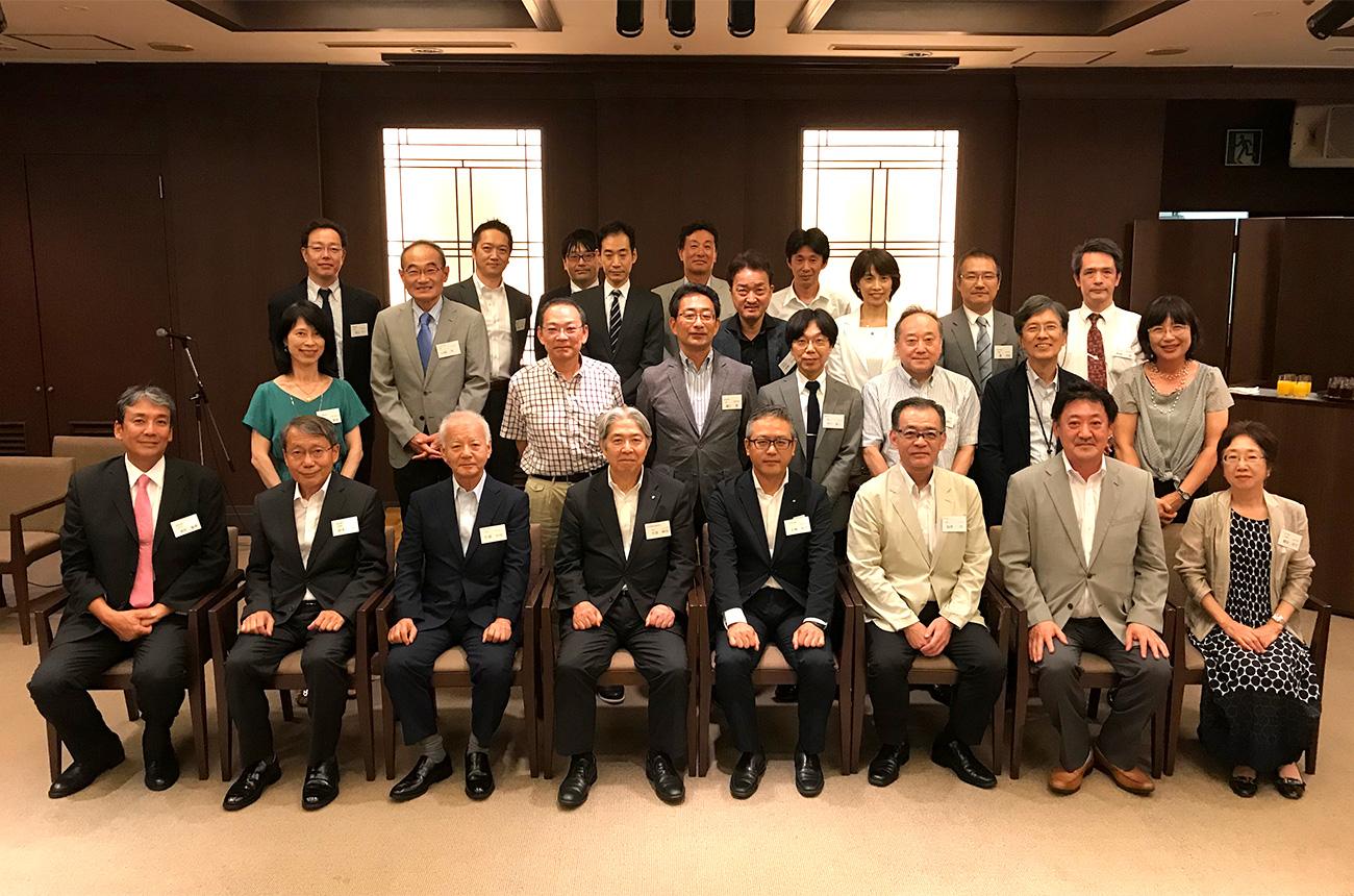 東京地域支部連合会/城西ブロック総会
