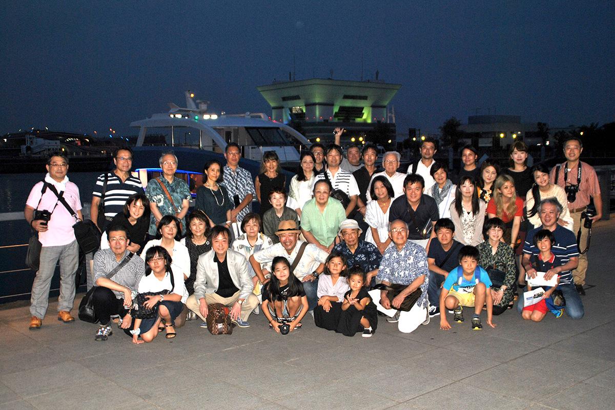 神奈川県支部連合同窓会/夏の会員・家族レクリエーション 開催