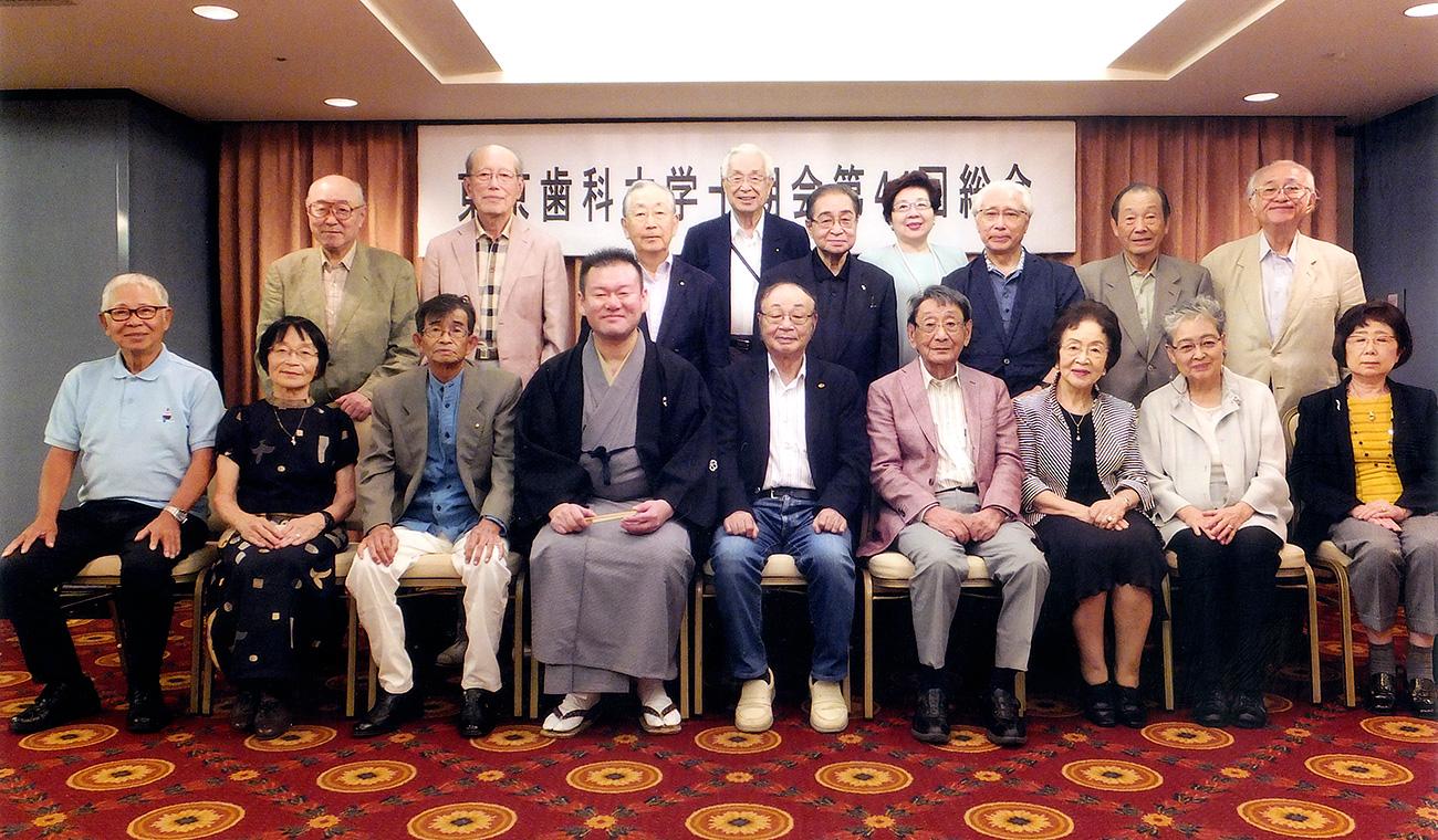 十期会(昭和37年卒・67期)/クラス会開催