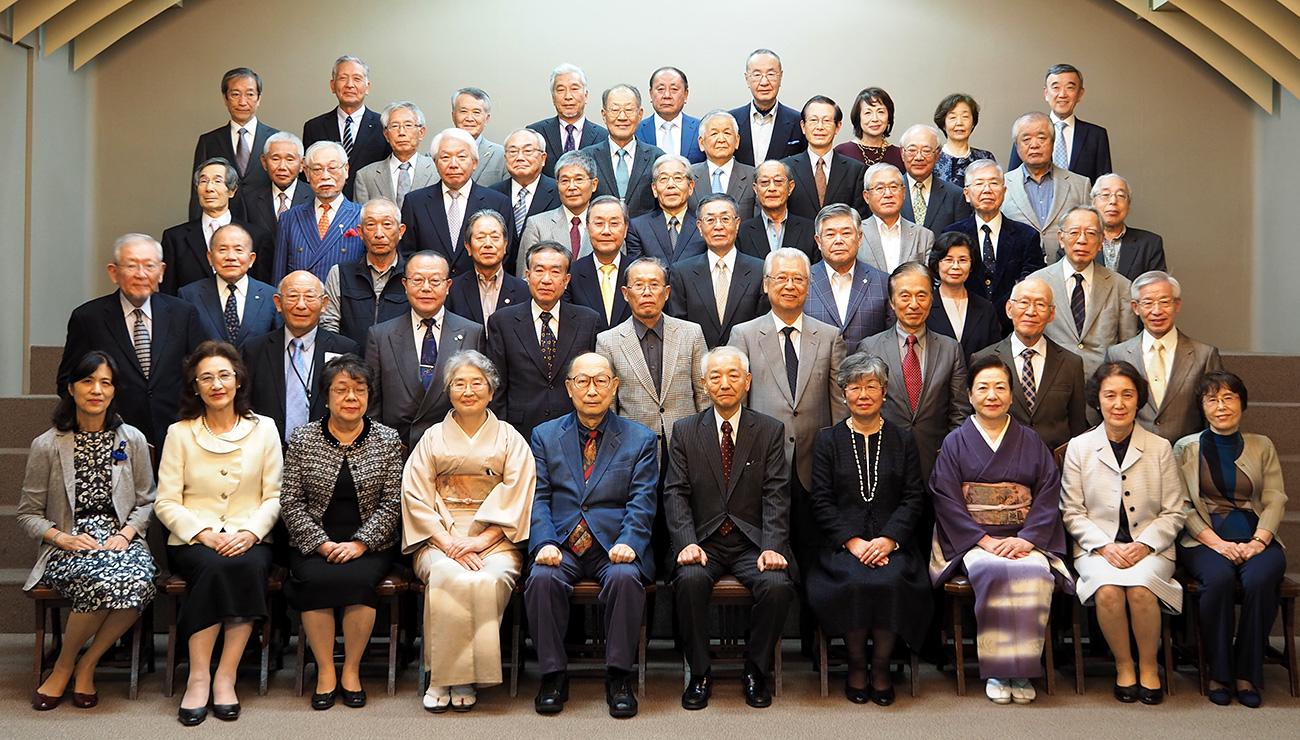 福祉会(昭和44年卒・74期)/卒後50年のクラス会