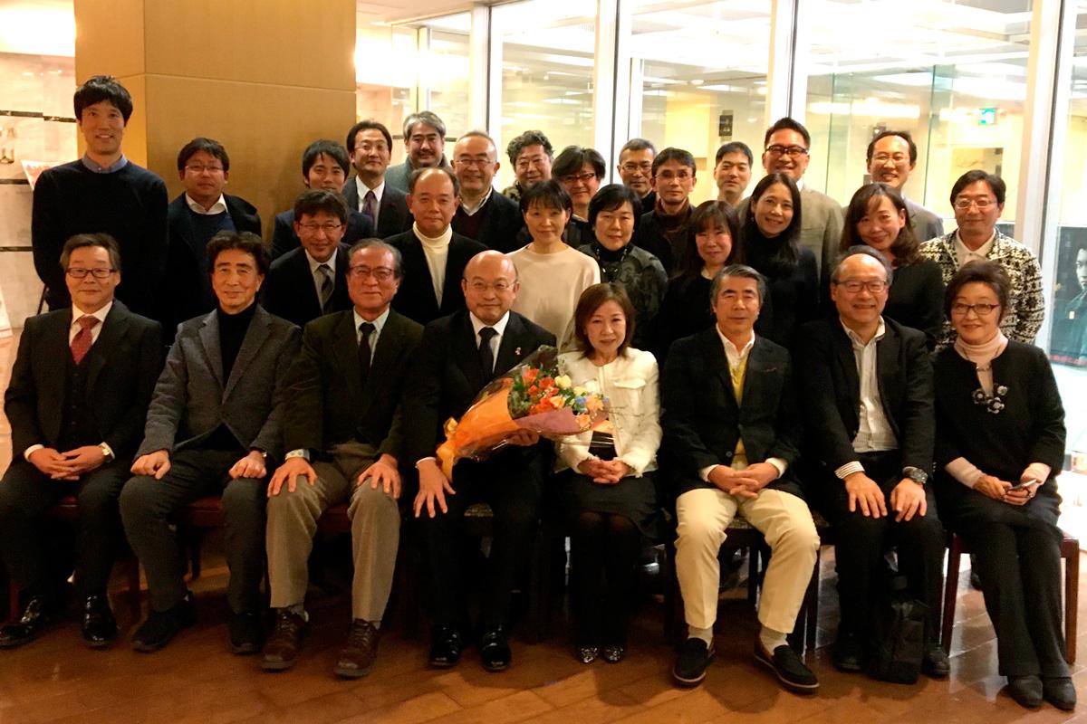 千葉県支部令和元年度 社保・学術講習会、定時総会、懇親会開催