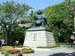 『風林火山』 甲府駅前の信玄公像