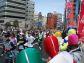 「東京マラソン2008」同窓の先生も頑張っていました