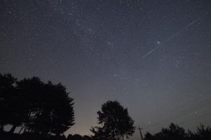 『ペルセウス座流星群』