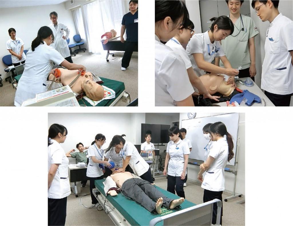 2019 TDCアカデミア 臨床セミナー/救急医療教育セミナー「患者さんが急変したとき、あなたは何ができますか」〜 SimMan™を使用した救急トレーニング〜[2019年6月2日(日)・10月20日(日)、講師:鈴木 昌・小鹿恭太郎]