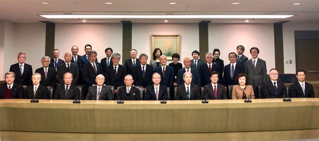 東京歯科大学同窓会役員(令和2〜3年度)